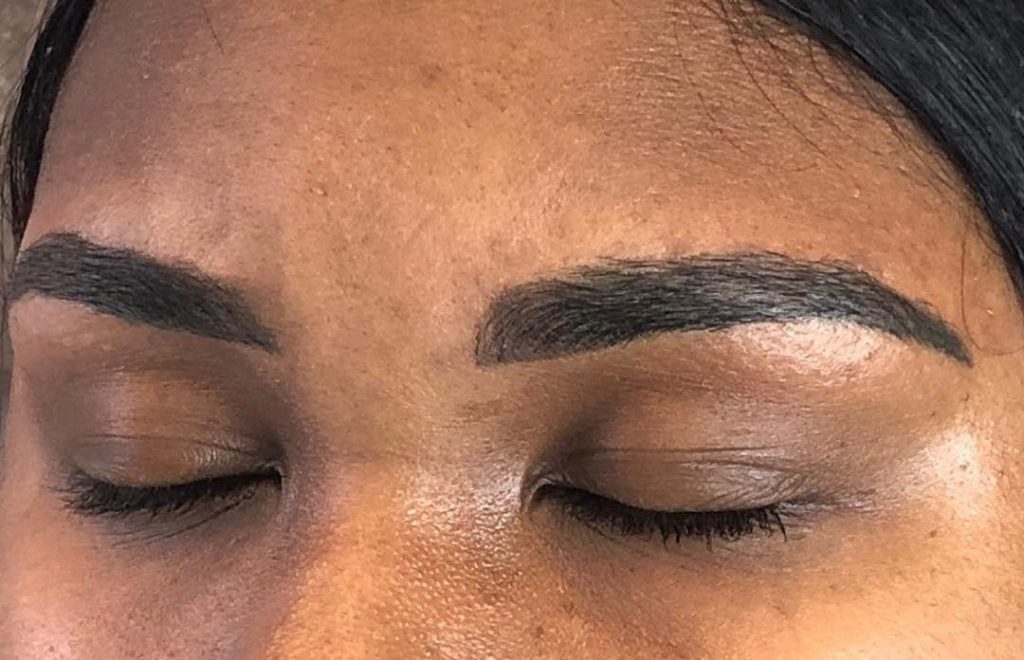 Ultimate Brow treatment