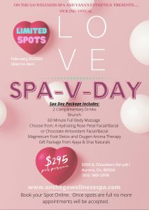 Spa Valentines Day 2021