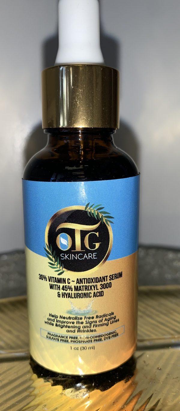 Antioxidant Serum bottle